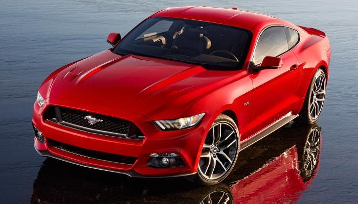Ford Mustang 2014 Coupe