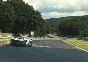 P1 en Nürburgring Nordschleife