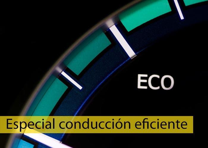 Especial conducción eficiente, Freno motor