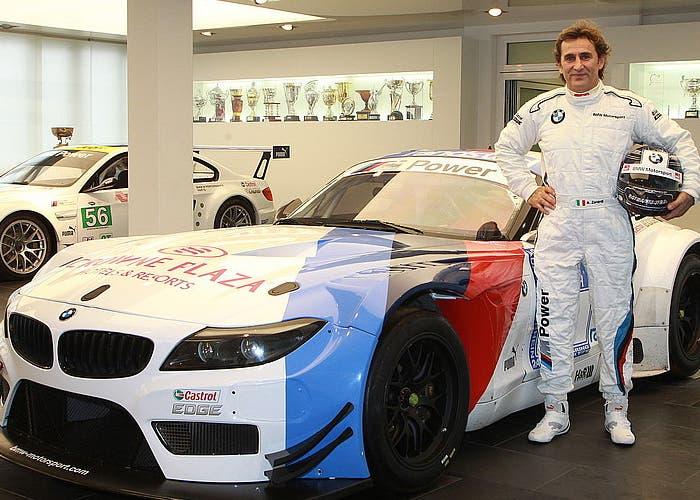 BMW de Alex Zanardi para 2014