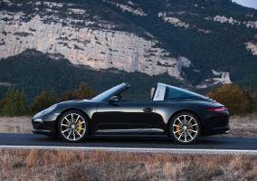 Nuevo 911 Targa 2014