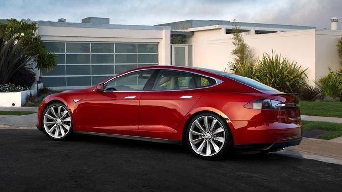 Presentación del Tesla Model S