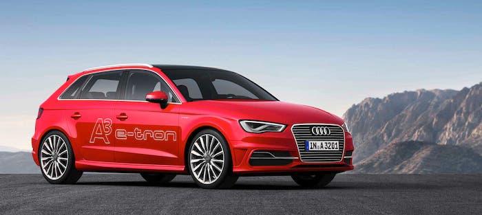 Audi A3 híbrido enchufable