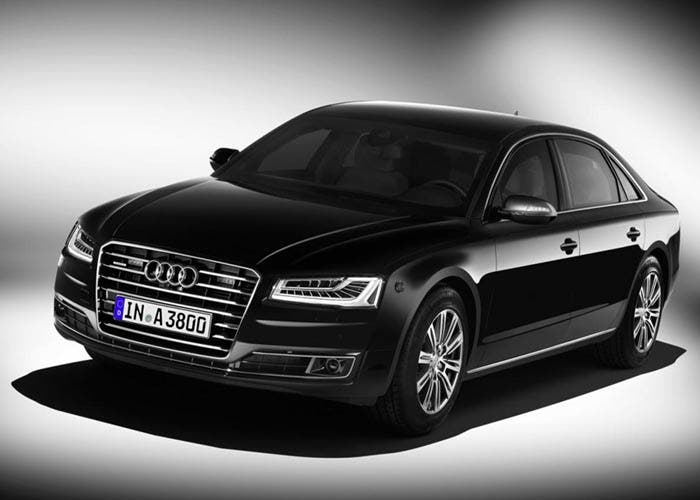 El nuevo Audi A8 L Security