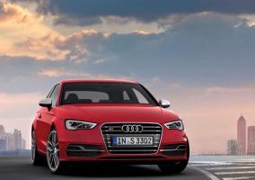 Render del Audi S3 2014