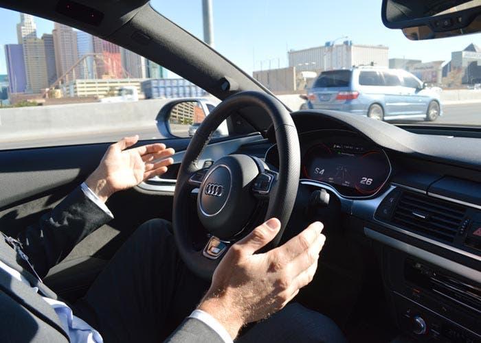 Asistente de conducción en tráfico de Audi