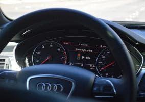 Sistema de asistencia en semáforos de Audi