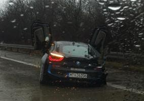 Primer accidente de un BMW i8