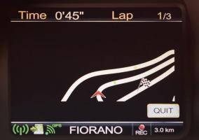 Sistema de telemetría de Ferrari