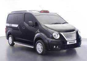 Nueva Nissan NV200 para los taxis de Londres