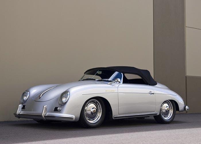 Porsche 356 Speedster restaurado