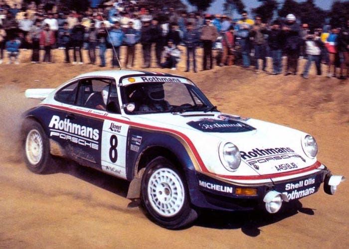 Porsche 911 de Rothmans