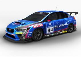 Propuesta de Subaru para las 24 horas de Le Mans