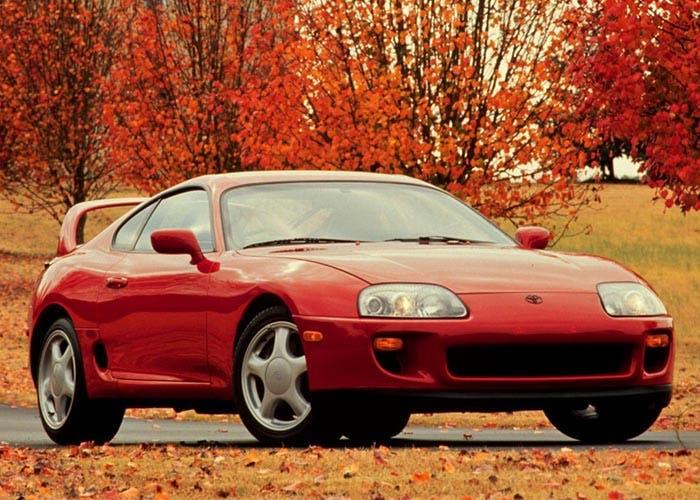 Toyota Supra de 2001