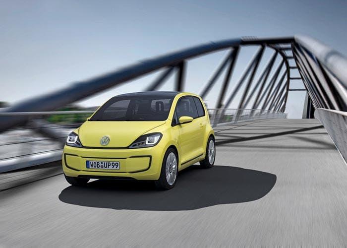 Volkswagen Up eléctrico