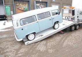 La última VW Kombi fabricada