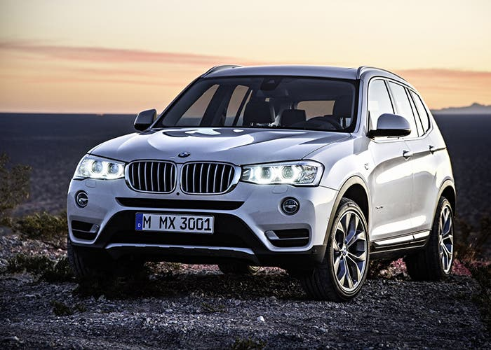 Rediseño del BMW X3