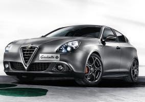 Alfa Romeo Giulietta QV vista frontal