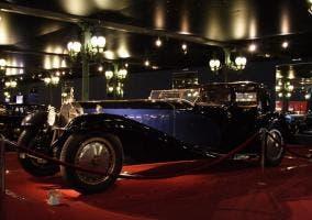 Bugatti Royale lateral izquierdo