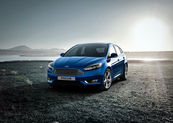 Frontal Ford Focus MWC