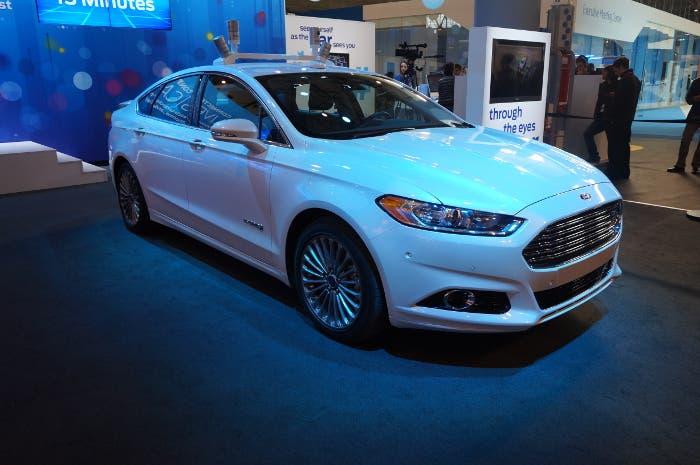 Ford con tecnología LIDAR