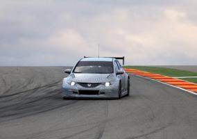 Honda Civic WTCC en Motorland