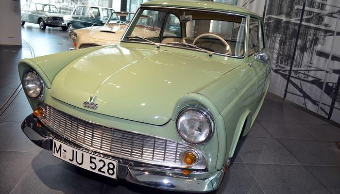 Museo Audi en Alemania