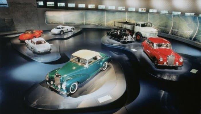Museo Mercedes-Benz en Alemania