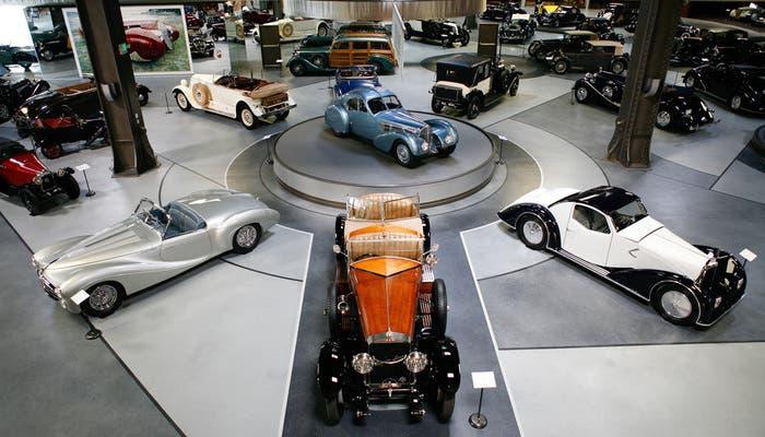 Museo Mullin en California
