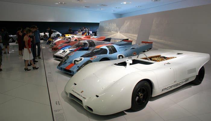 Museo Porsche en Alemania