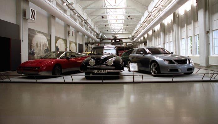Museo Saab en Suecia