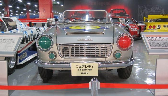 Museo del patrimonio Nissan en Japón