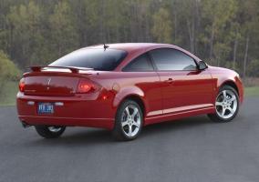 Pontiac G5 trasera
