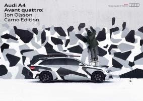 Edición especial limitada a 50 unidades del Audi A4 Avant