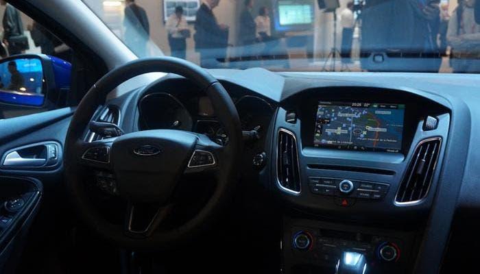 Nuevo sistema SYNC 2 de Ford