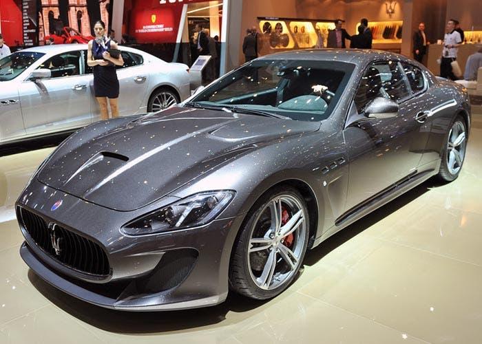 Maserati en el Salón de Ginebra