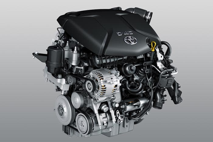 Motor D-4D 115D
