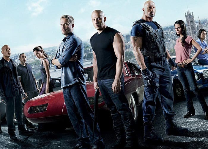 Actores de 'Fast and Furious'
