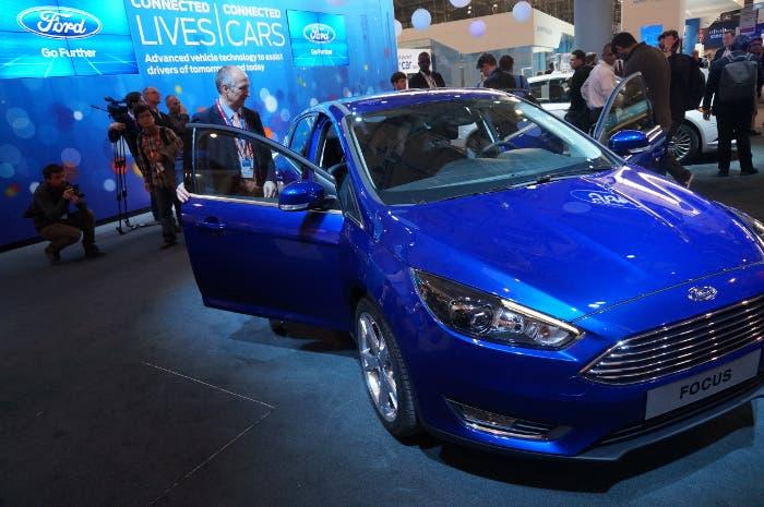 Ford Focus en el MWC 2014