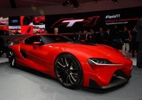 Prototipo Toyota FT1