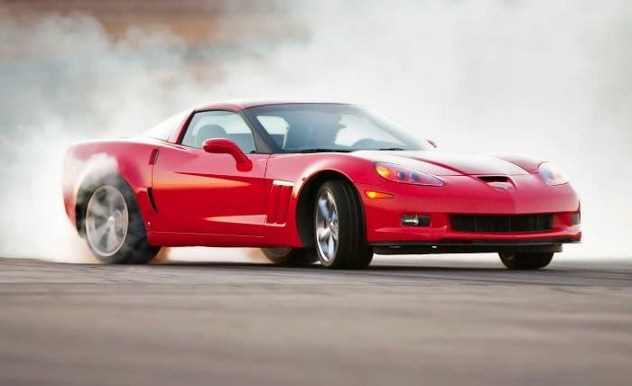 TCS en Corvette C6
