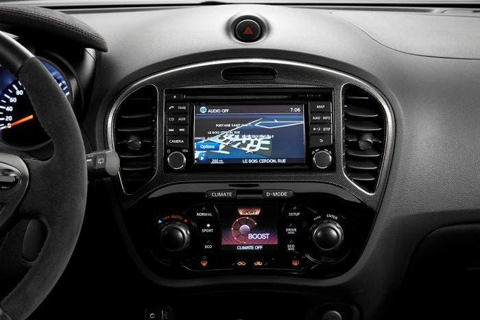 Presentado el nuevo Nissan Juke Nismo RS