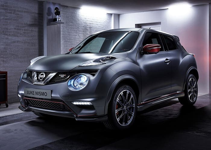 Juke Nismo RS vista frontal