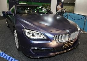 BMW Alpina B6 Coupe