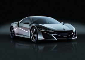 Honda NSX superdeportivo hibrido
