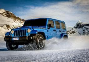 Edición especial Jeep Wrangler Polar