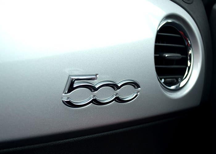 Salpicadero del Fiat 500