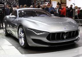 Maserati Alfieri concept en el Salón de Ginebra 2014