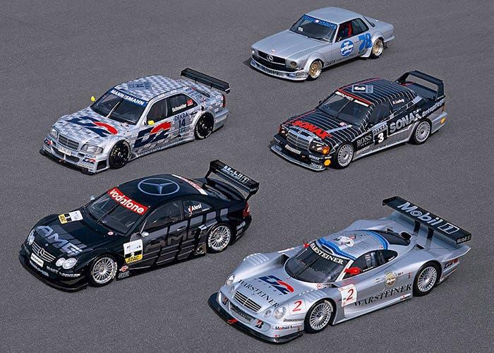 Historia Mercedes CLK GTR