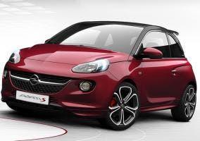 Nuevo Opel Adam S granate